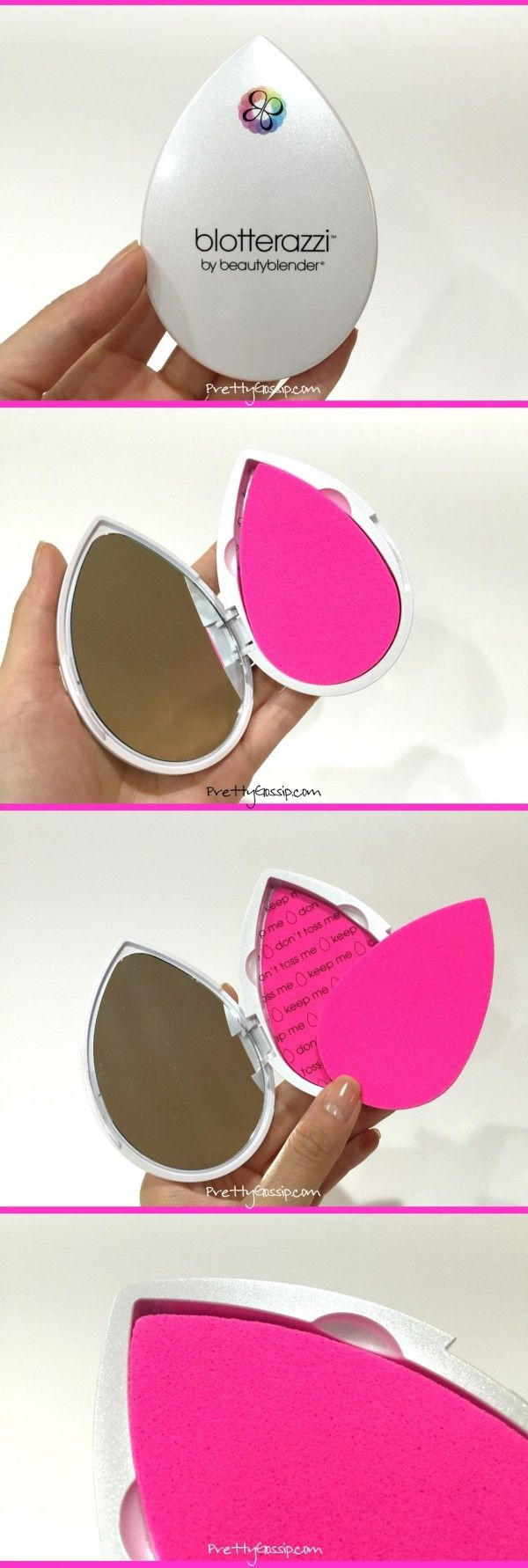 Pin now and read later. What you need to know about Blotterazzi- Reusable Blotting Sponge.