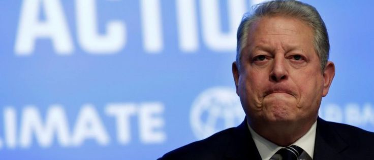 Former U.S. Vice President Al Gore grilled on his failed global warming predictions by Fox's Chris Wallace
