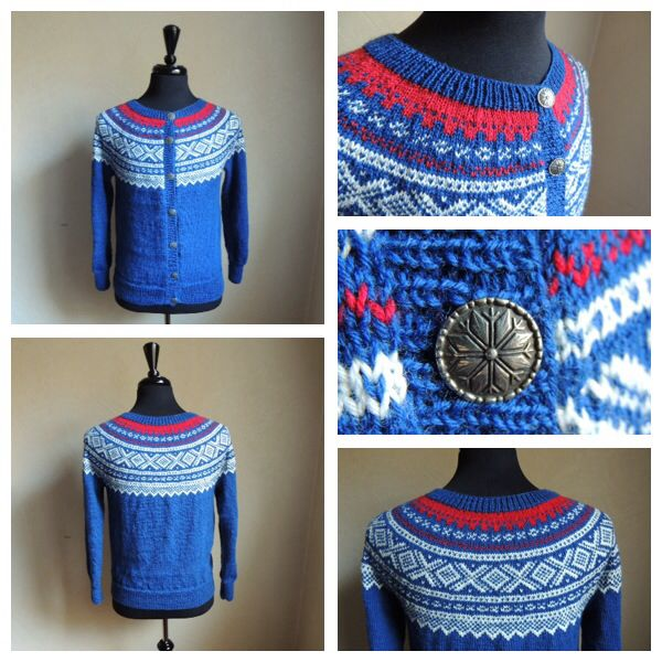 Maris-cardigan, female, size S/M