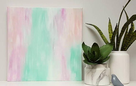 The Colours of Spring just listed online - https://www.etsy.com/au/listing/513092518/the-colours-of-spring-original-acrylic