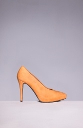 CAMILLE APRICOT NUBUCK