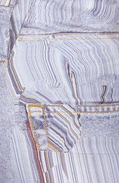 Faustine Steinmetz Smudge Denim Jeans | Nordstrom