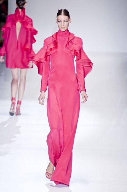 Défile Gucci Prêt-à-porter Printemps-été 2013 - Look 6
