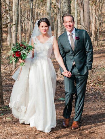 Olia Zavozina 'Jenny' size 4 used wedding dress - Nearly Newlywed