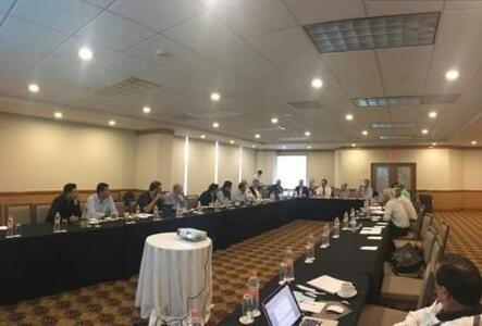 Monterrey, Nuevo León.- La Liga Mexicana de Beisbol celebró este miércoles su Asamblea de Presidentes en Monterrey, en la que se abordaron d...