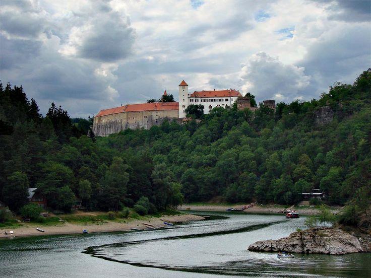 hrad/castle Bitov