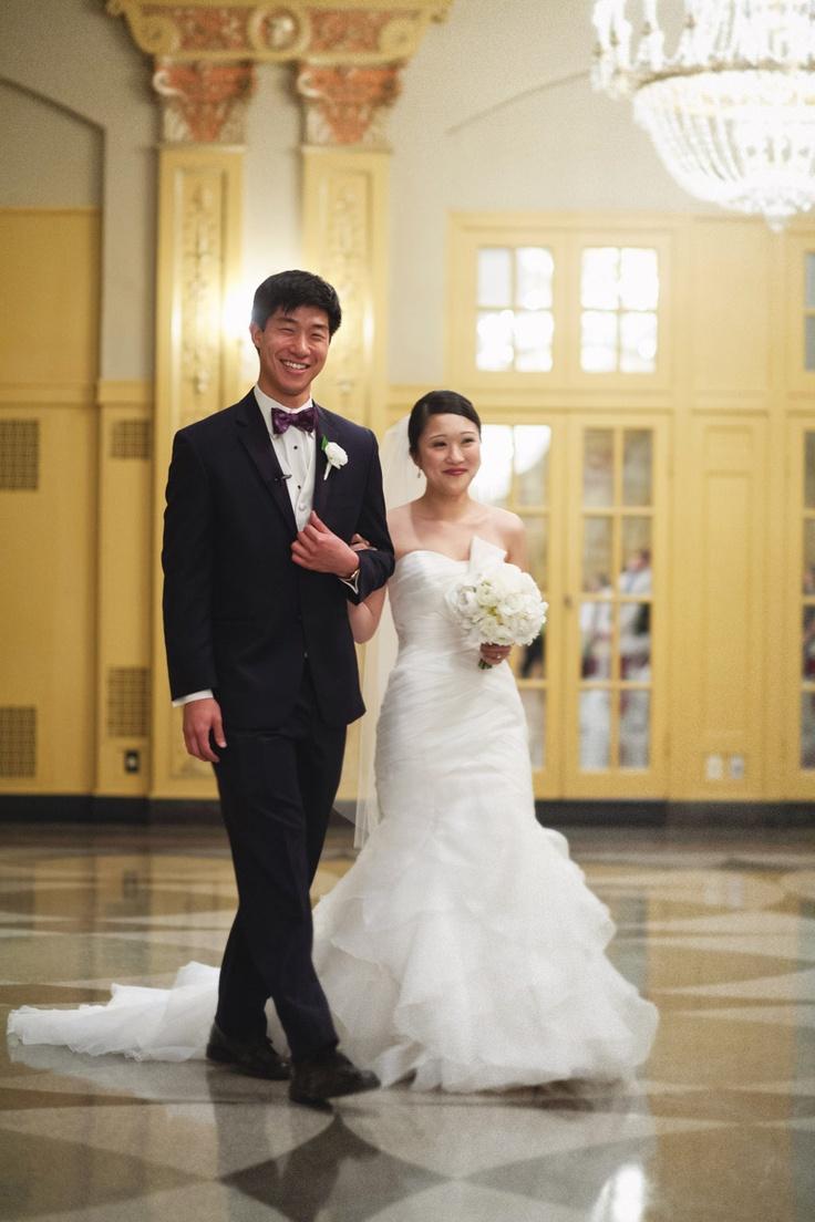 President Hotel Kansas City Wedding