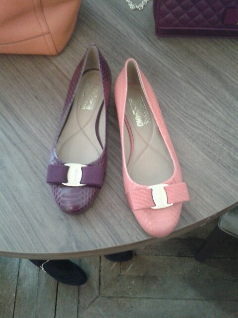 love salvatore ferragamo shoes