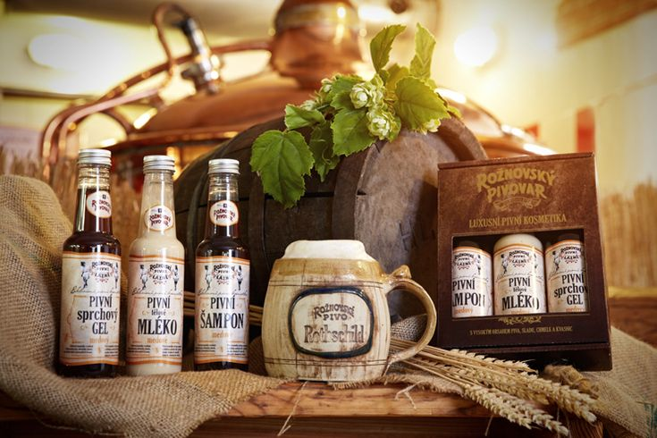 Wallachia • Czech Republic | Cosmetics - Beer Spa |  Luxury Beer cosmetics - Honey | Exclusive beer cosmetics with high content Czech beer / Beer cosmetics nourishes the, regenerates and soothes due to high content of vitamin B, minerals, grain extracts and extracts of hops.