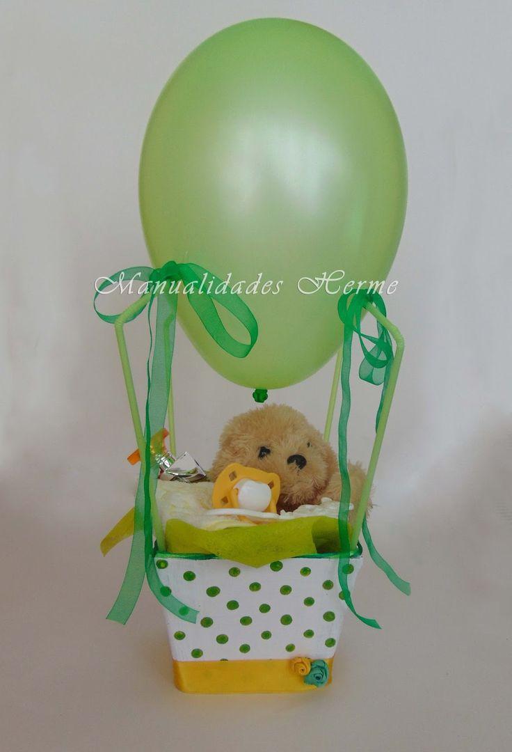 Un regalo diy ideal para un baby shower manualidades - Cositas para bebes manualidades ...