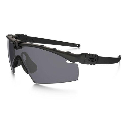 Oakley SI Ballistic M-Frame 3.0 Matte Black w/ Grey Lens