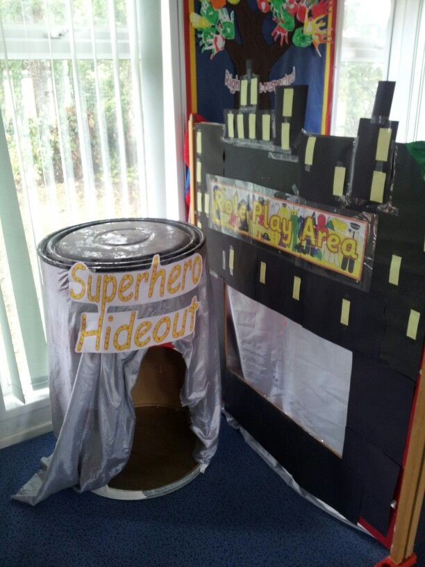 Imagine the superhero plans that could be hatched and discussed in here - via Tishylishy