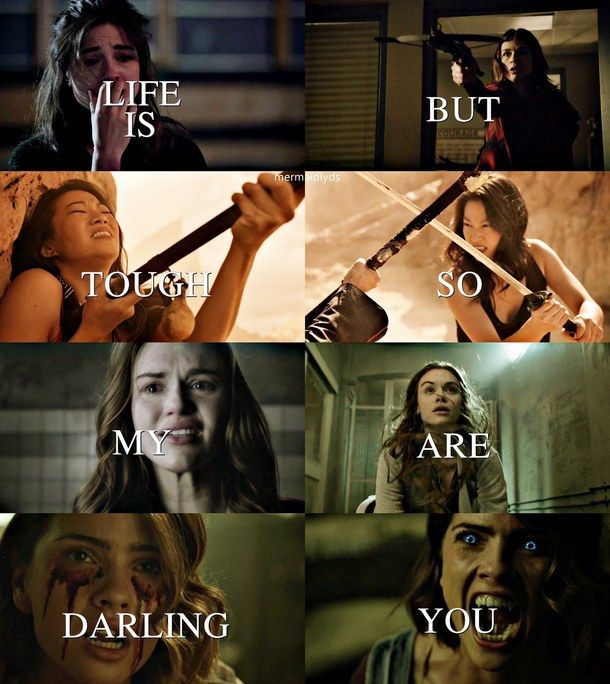teen wolf girl quotes - Google Search