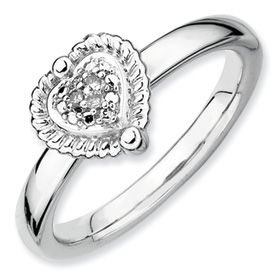 Heart Wedding Bands 96 Cute Heart diamond ring sale