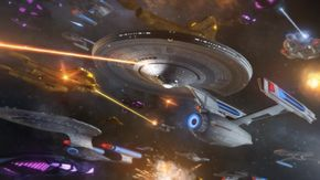A veteran in many respects, the USS Viraat had faced off with Klingons, pirates and everything in between during her years of service. A ship of action, as her original crew coined, the Viraat was ...