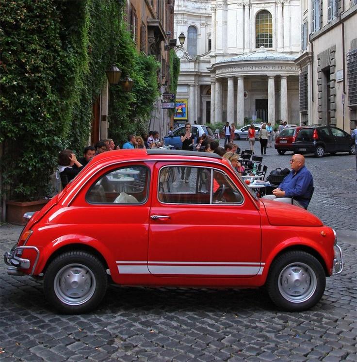500 in Rome
