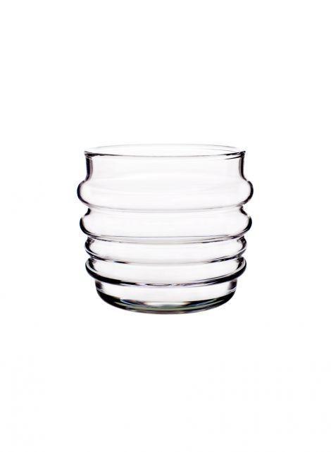 Sukat makkaralla -juomalasi / 2 kpl (kirkas) |Sisustustuotteet, Keittiö, Lasitavara | Marimekko