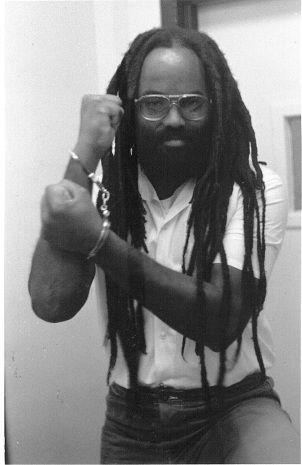 world-famous Political Prisoner Mumia Abu Jamal
