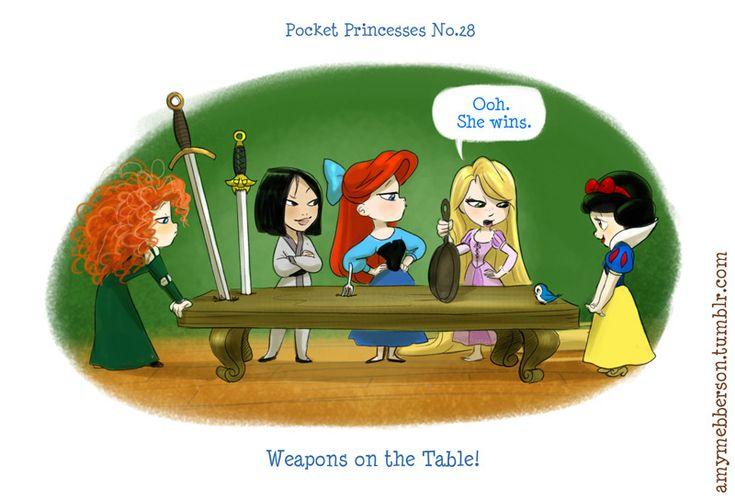 Pocket-Princesses-No-28-Weapons-on-the-Table-disney-32028385-800-543.jpg 800×543 pixels