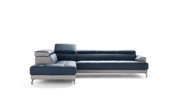 Divani con isola e divani angolari tradizionali: i divani Soul Match ti offrono la massima personalizzazione nell'arredamento del tuo salotto.