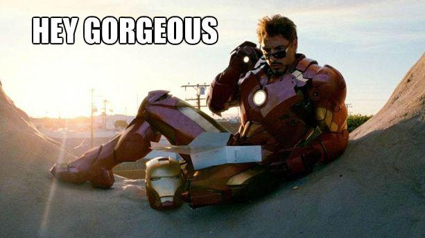 Iron Man Meme | Iron Man Meme