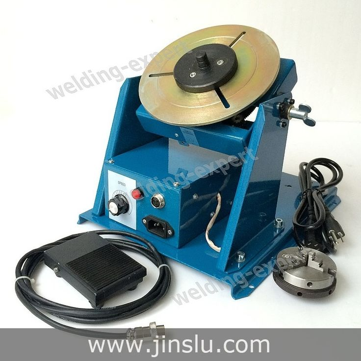 254.41$  Buy here  - used BY-10 10KG welding positioner with mini chuck with foot switch welding turntable