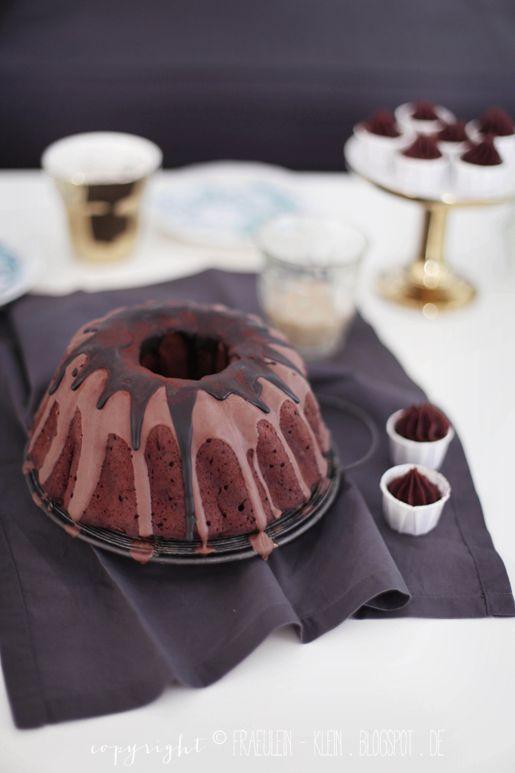 Baileys Chocolate Cake and Chocolate Baileys Truffle