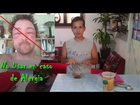 Adios Espinillas y Barritos - Exfoliacion casera - YouTube