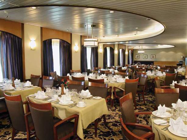 Monarch of The Seas-Main Dining Room