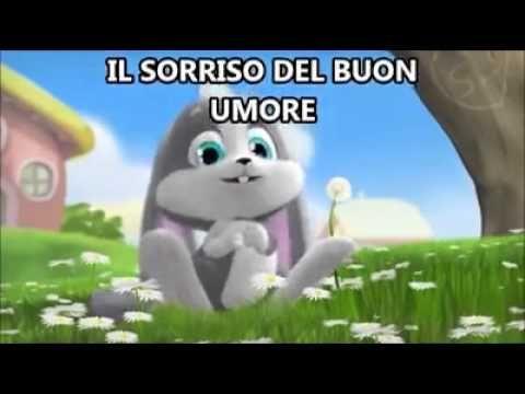 Coniglietto del buongiorno:-) :-) - YouTube