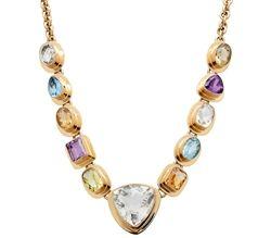 Alchemia Multi-Gemstone Necklace