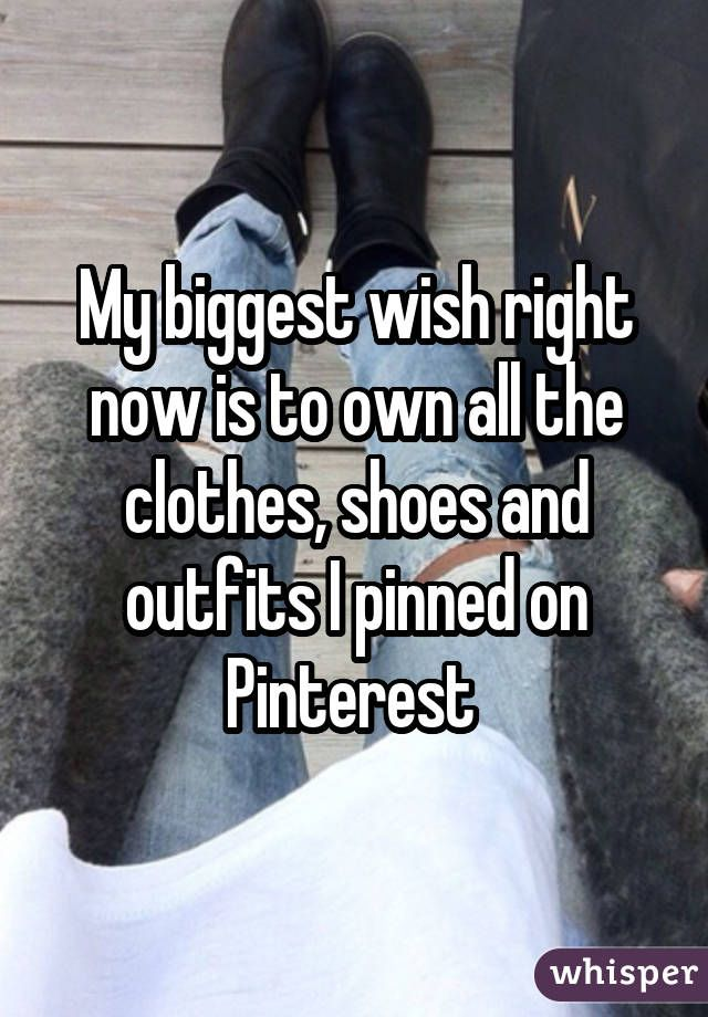 Admit it-we're all Pinterest addicts! Read these hilarious confessions from the Whisper App and relate to fellow Pinterest addicts!
