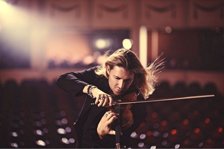 "David Garrett ~ ""Carnevale di Venezia""/N. Paganini"