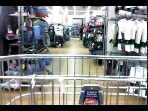 Shopping cart Tour (Bevásárlókocsi túra)