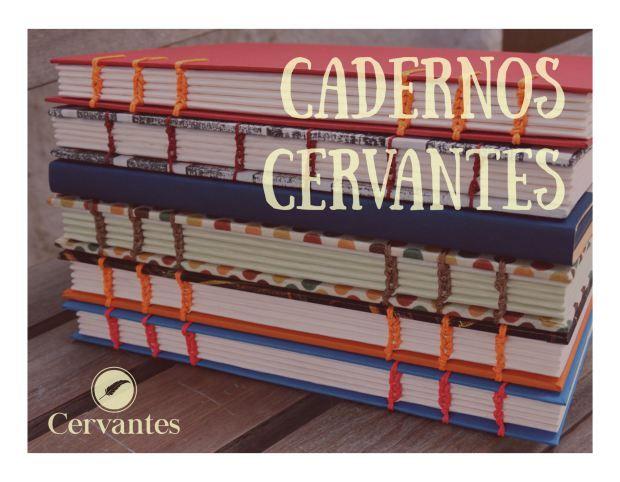 Cadernos artesanais, criativos e originais.