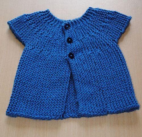 cute sideways knit pattern in french :(