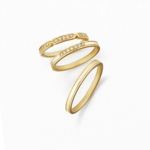 アガット ブライダル Wedding Ring| agete