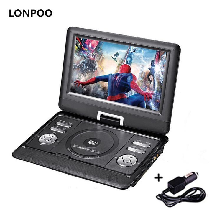 LONPOO Portable DVD Player 10.1 Inch Swivel DVD Player DIVX USB Portable TV Portatil DVD Player TV Car Charger RCA With Battery |  Check Best Price for LONPOO Portable DVD Player 10.1 inch Swivel DVD Player DIVX USB Portable TV Portatil DVD Player TV Car Charger RCA with Battery. Here we will give you the best deals of finest and low cost which integrated super save shipping for LONPOO Portable DVD Player 10.1 inch Swivel DVD Player DIVX USB Portable TV Portatil DVD Player TV Car Charger RCA…