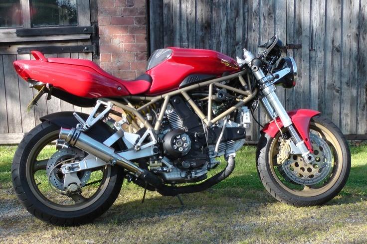 Ducati 900ss Cafe Racer 015 Ducati Cafe Racer