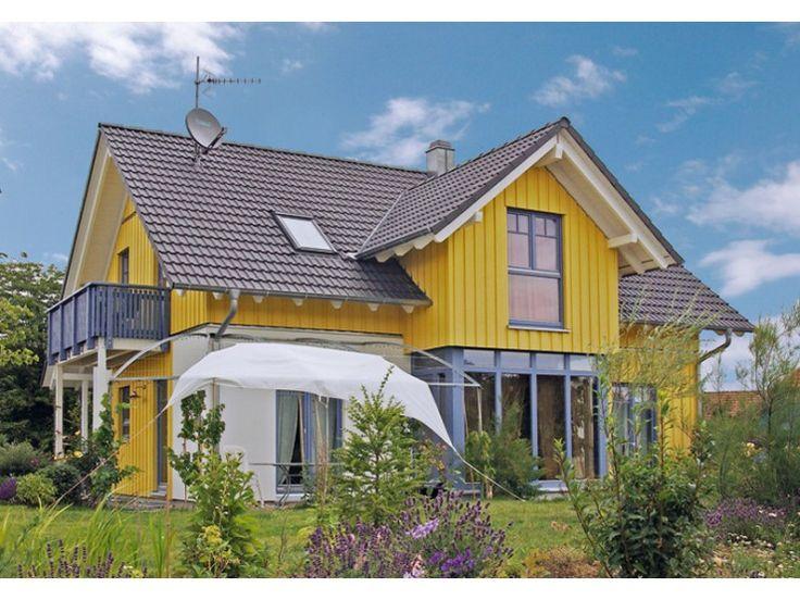 Natur 123 einfamilienhaus von frammelsberger r for Architektenhaus satteldach modern