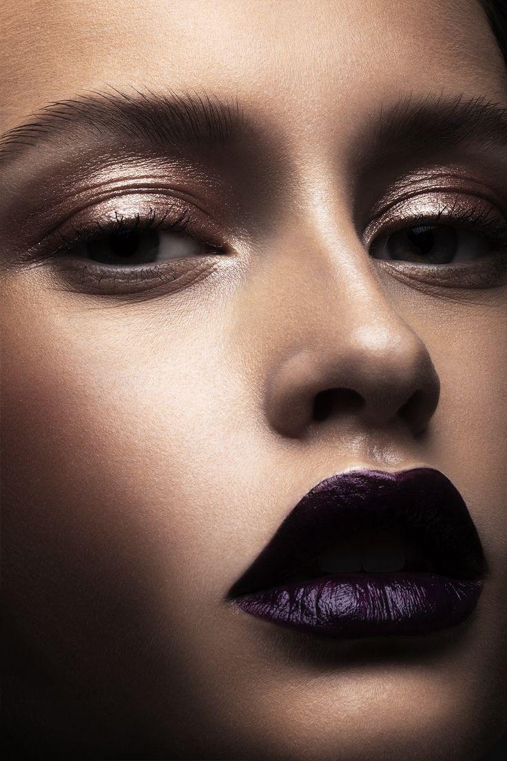 Lucie Brémeault #beauty #makeup #edito