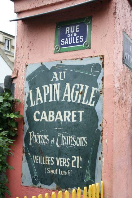 Au Lapin Agile Cabaret, Montmartre, Paris | Los Viajeros    ᘡղbᘠ