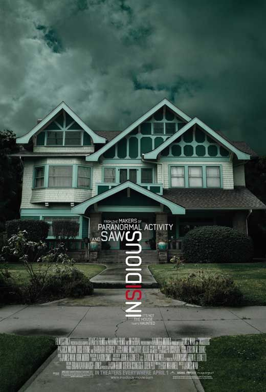 Spooky things are going on in this review for Insidious! #horror Insidioushttp://www.horror.land/insidious/