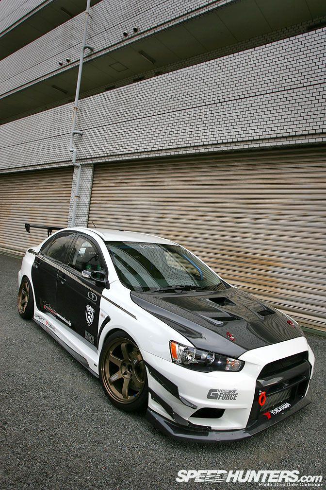 Mitsubishi Lancer Evolution - Follow me on pinterest : http://pinterest.com/TheCarMan/