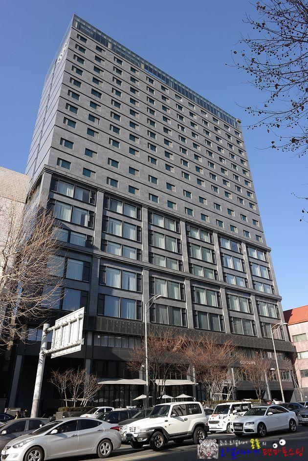 늙은 호텔리어 몽돌의 호텔이야기 :: 강남 잇! 플레이스, 글래드라이브 강남 Glad Live Gangnam Hotel
