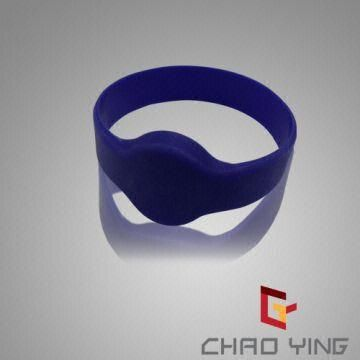 China RFID Keyfob Mifare RFID Silicone Wristband is supplied by ★ RFID Keyfob Mifare manufacturers, producers, suppliers on Global Sources