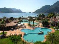 StandvakantieTurkije - Marti Resort Deluxe  Zonvakantie Marmaris met verblijf in een 5-sterren hotel - luxe en sfeervol hotel aan het strand in Icmeler inclusief ontbijt en diner  EUR 438.00  Meer informatie  http://naaar.nl/2fPP1Fc #Turkije http://naaar.nl/1rjX7ML