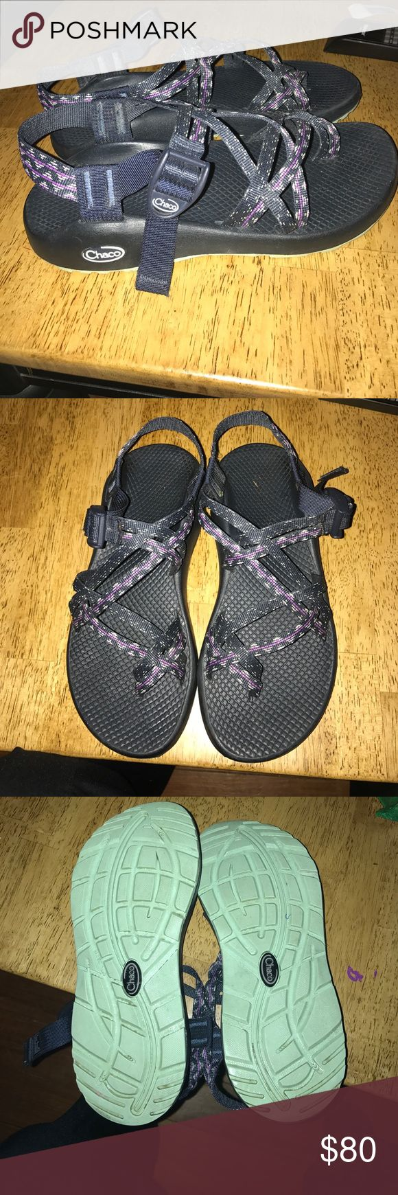 Chacos Great shape, only worn a couple of times. Willing to trade for birkenstocks (37-30) or a size 7 pair of chacos Chaco Shoes Sandals