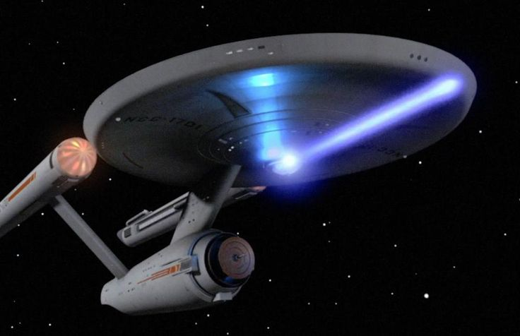 USS Enterprise (NCC-1701) - Constitution Class