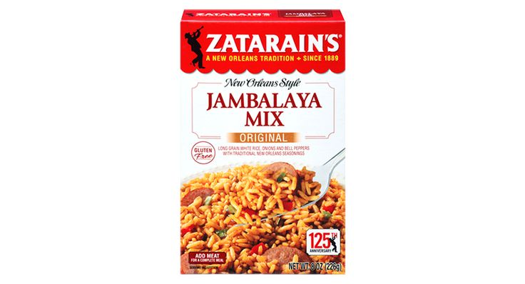 Want jambalaya tonight but don't have the time? Let your slow cooker do the work. Zatarain's Jambalaya Mix makes a delicious meal for the whole family.